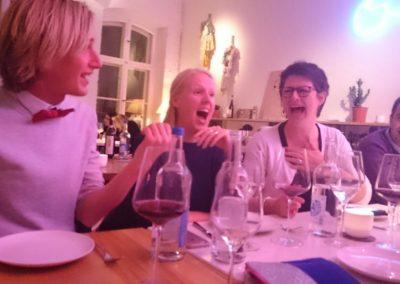 Fun times Seuss Dinner