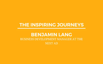 Inspiring Journey Video with Benjamin Lang