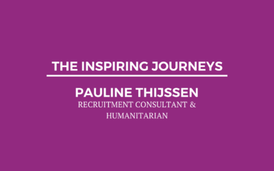 Inspiring Journey Video with Pauline Thijssen